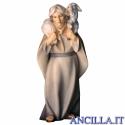 Pastore con pecora sulle spalle Cometa serie 12 cm