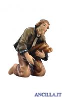 Pastore inginocchiato al fuoco Mahlknecht serie 9,5 cm
