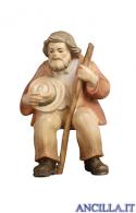 Pastore seduto Pema serie 9 cm