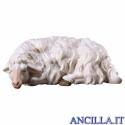 Pecora che dorme Ulrich serie 8 cm