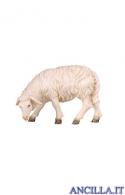 Pecora che mangia testa a sinistra Rainell serie 11 cm