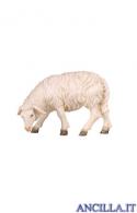 Pecora che mangia testa a sinistra Rainell serie 44 cm