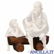 Panchina Ulrich serie 12 cm