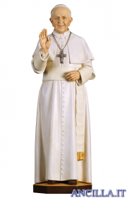 Papa Francesco modello 2