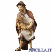 Pastore con capretta Ulrich serie 10 cm