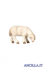 Pecora che mangia testa a destra Pema serie 12 cm