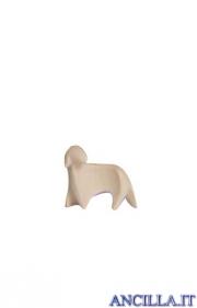 Pecora in piedi testa a sinistra Ambiente Design serie 9,5 cm