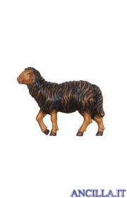 Pecora nera testa alta Kostner serie 12 cm