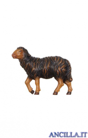 Pecora nera testa alta Rainell serie 15 cm