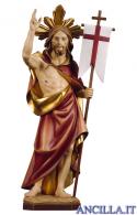 Risurrezione di Cristo con raggiera