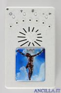 Rosario elettronico Gesù in croce