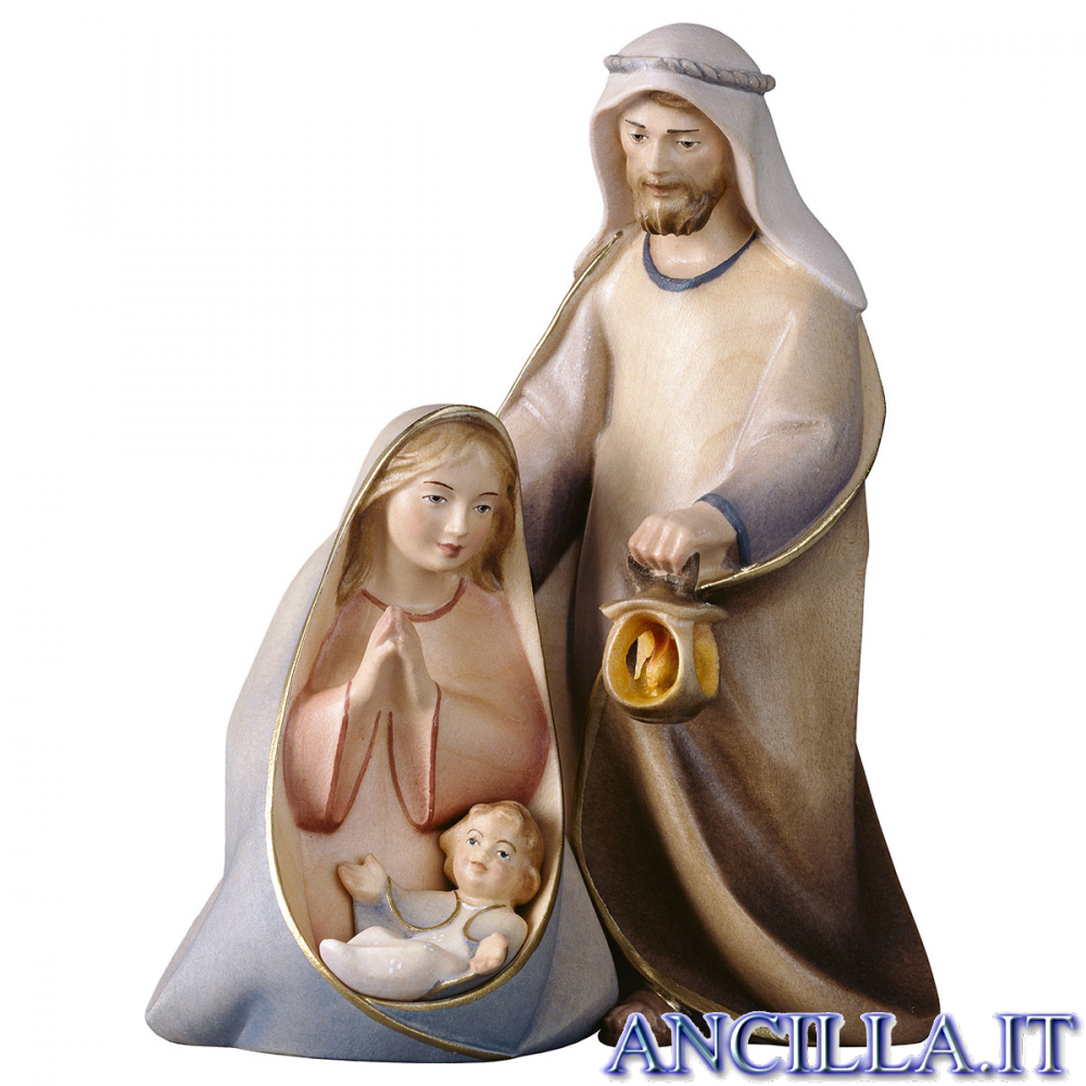 Sacra Famiglia Cometa serie 16 cm mod. 2