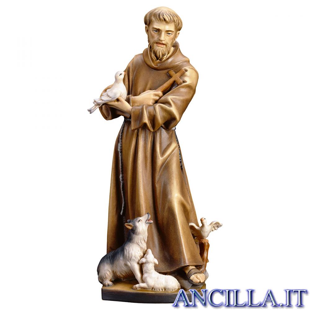 San Francesco d'Assisi modello 3