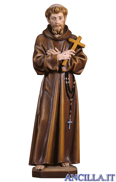 San Francesco d'Assisi modello 4