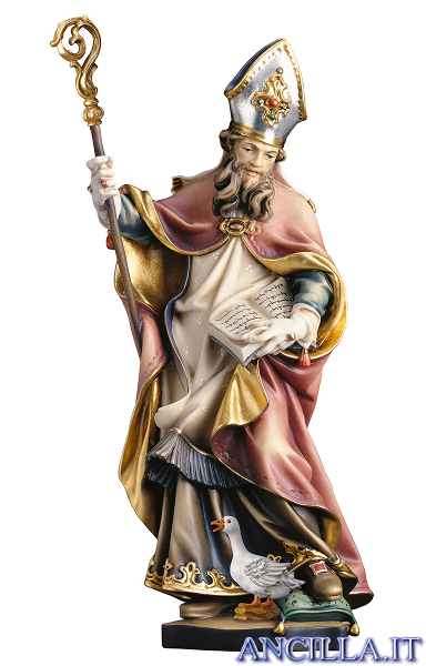 San Martino con oca