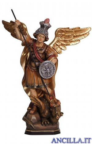 San Michele Arcangelo modello 2