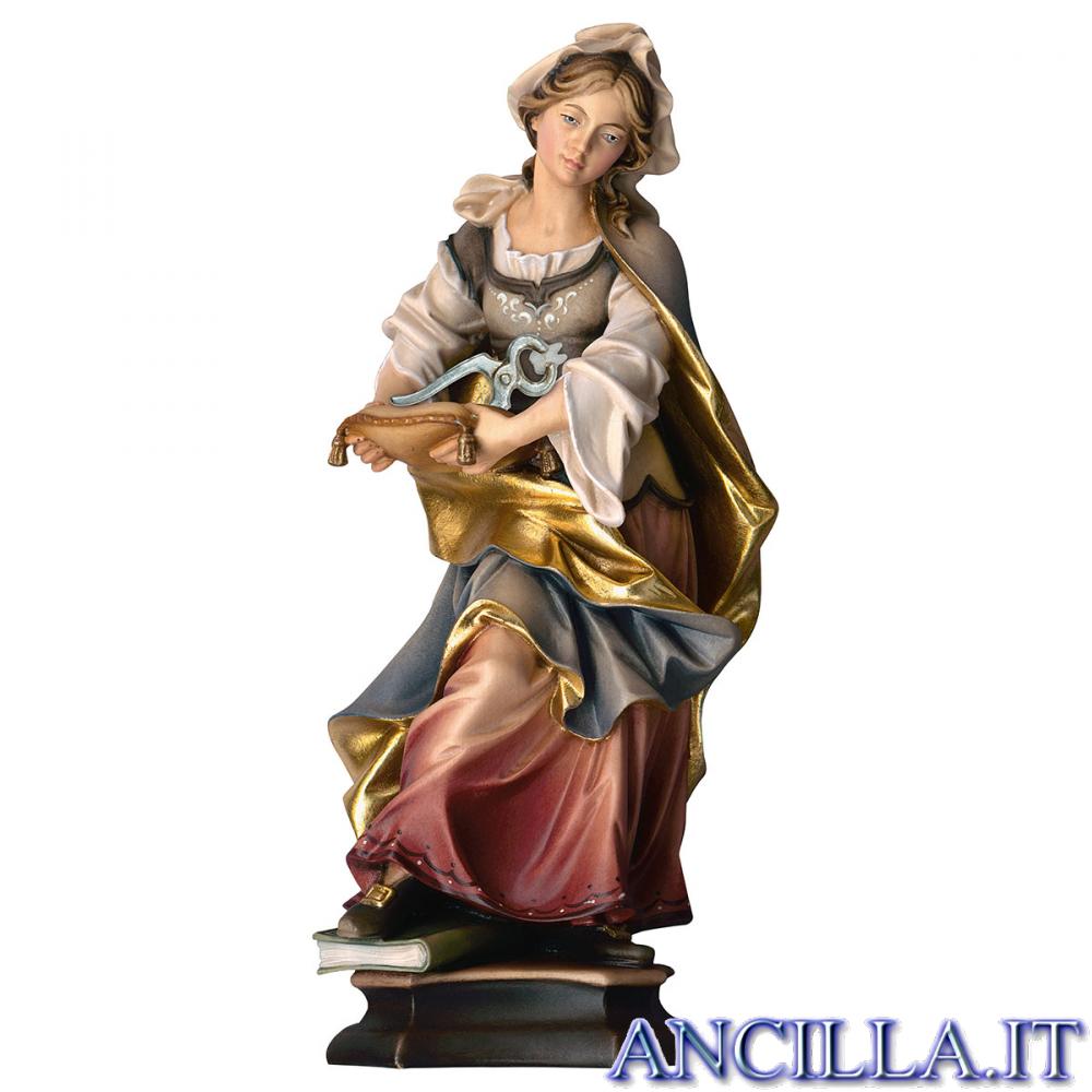 Santa Apollonia di Alessandria con dente