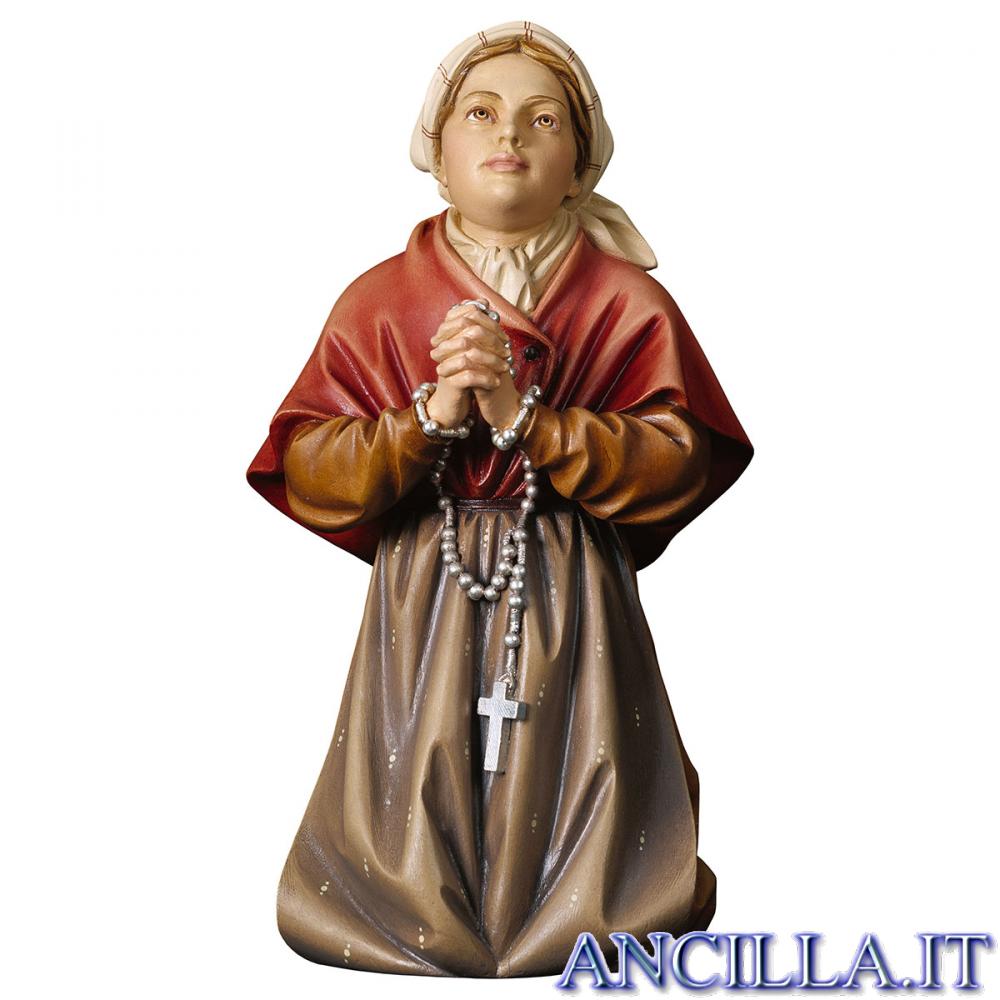 Santa Bernadette Soubirous modello 2
