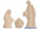 Sacra Famiglia Leonardo serie 8,5 cm