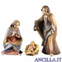 Sacra Famiglia Redentore serie 10 cm