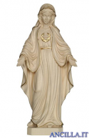 Sacro Cuore di Maria modello 1 filo oro