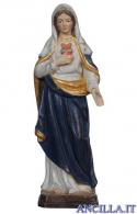 Sacro Cuore di Maria modello 2 anticato oro