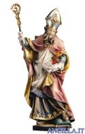 San Francesco di Sales con cuore spinato