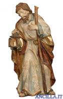 San Giuseppe Rainell finitura antica oro zecchino