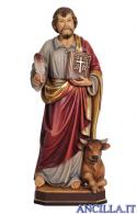 San Luca Evangelista con toro