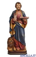 San Marco Evangelista con leone