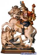 San Martino di Tours a cavallo