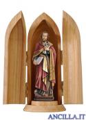 San Pietro con nicchia