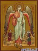 San Raffaele Arcangelo - icona