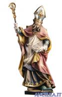 San Rodolfo con libro