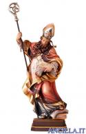 Sant'Eugenio con due colombe