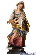 Santa Margherita da Antiochia con croce