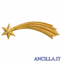 Stella cometa Ulrich serie 8 cm