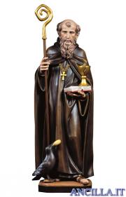 San Benedetto da Norcia modello 2