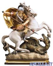 San Giorgio a cavallo modello 2