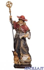 San Leonardo con cavallo