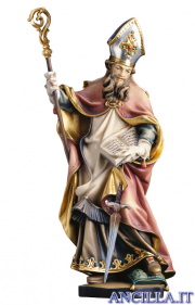 San Massimiliano con spada
