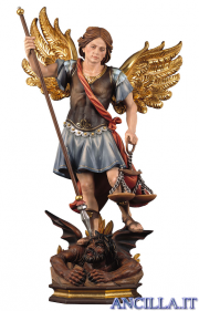 San Michele Arcangelo modello 3