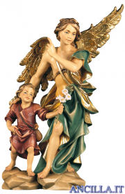 San Raffaele Arcangelo con Tobia