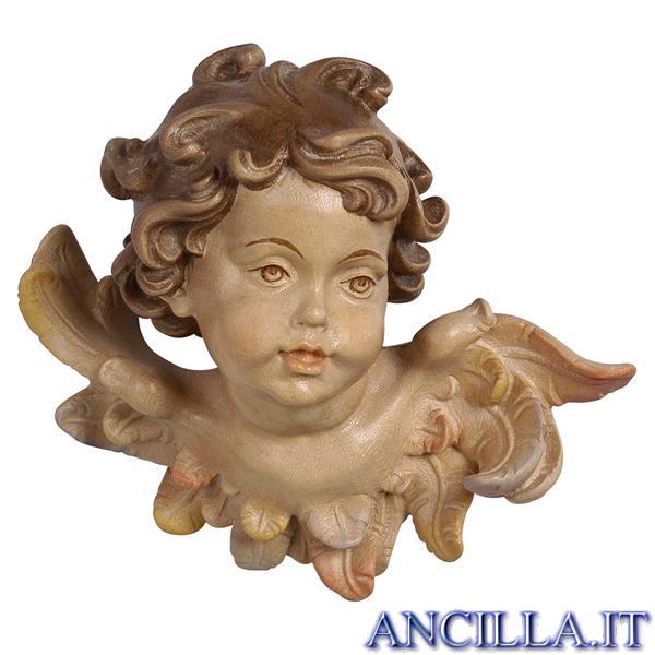 Testa d'Angelo Leonardo sinistra