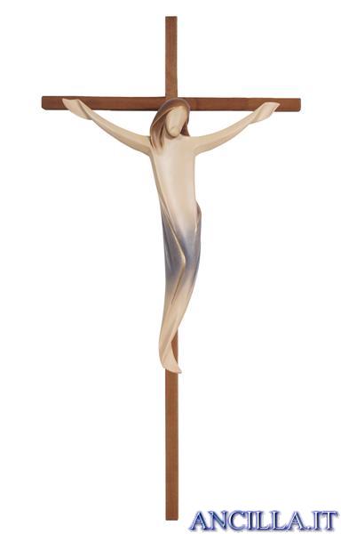 Cristo Ambiente Design su croce dritta liscia