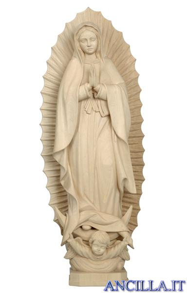 Madonna di Guadalupe modello 1 naturale