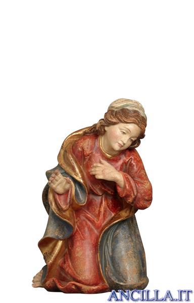 Maria Santissima Rainell finitura antica oro zecchino