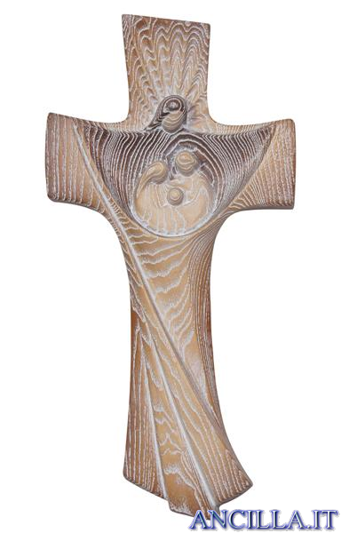 Croce della Famiglia Ambiente Design rustico