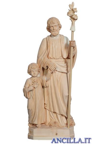 San Giuseppe con Gesù infante