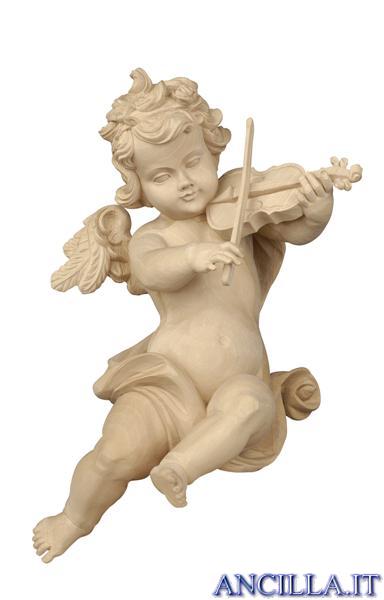 Angelo Leonardo con violino